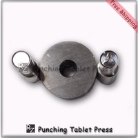 Wholesale High quality rhombus pattern customized tablet die pill press stamps die punch pill press mold TDP ship by DHL free