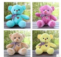 baby toy companies - Quality cm mini lover bear plush toy doll baby child gift girlfriend shipping company activities