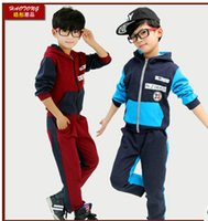 Wholesale 2015 the new paragraph in the spring and autumn two piece suit children s cartoon characters han edition tide sportswear
