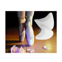 ballet dancer pointe - 500 Pair Silicone Gel Toe Protectors for Athletes and Dancers Gel Pointe Toe Cap Cover Soft Pads Protectors for Pointe Ballet Shoes New