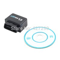 Wholesale Version V1 Super Mini ELM327 Bluetooth OBD2 Scanner ELM Car Auto Diagnostic Scanner Android