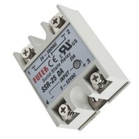 Wholesale 1pc Solid State Relay Module SSR DA A V V DC Input VAC Output Newest A5