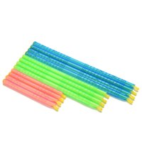 Wholesale 6 Mixed color and size Seal Lock Sticks Food Bag Clips Reusable Bag Sealer Fresh Food Sealed Storage