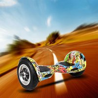 led car wheel lights - 2015 New inch LED light bluetooth music smart Self balancing Scooter Wheel electric bicycle two wheel balance board unicycle car