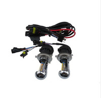best xenon headlights - 1Set W HID Xenon Headlight Conversion KIT H1 H4 H7 H10 k k Led Bulbs the best of best xenon lighting