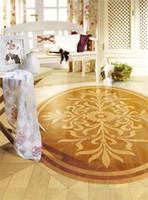 Wholesale Oak Merbau wood Profile fight Combination floor High end custom floor Design House floor Jade inlaid wood floor Shell floor Floor finishes