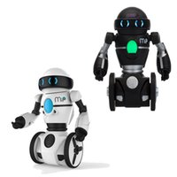 abs programming - Wifi Mobile Control advanced MIP robot Iphone Ipad android bluetooth Electric luminous Remote Control RC smart programming Toy