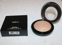 bare mineral wholesale - 10PCs MINERALIZE bare mineral Powder Brand Makeupmc makeup Powder POIDS NET g press powder make up powder