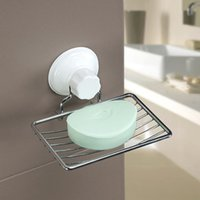 Wholesale Moodeosa New Models Super Strong Suction Cup Bath Soap Holder Soap Box Soap Dish
