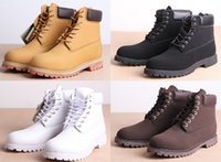 Wholesale 2015 winter shoes women brand Genuine Leather waterproof waterproof men outdoor boots warm snow ankle boots botas zapatos mujer