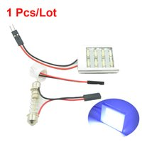 Wholesale 1 SMD New Car Styling Auto Energy saving Reading Lamp Automobile Interior LED Reading Light Accessories