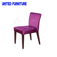 Wholesale Commercial Solid Wooden Grain Stacking Hotel Dining Chair cheap Dining chair malaysia covers for dining room chair hotel dining chair