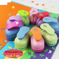angels shaper - Kid Child Mini Printing Paper Hand Shaper Scrapbook Tags Cards Craft DIY Punch Cutter Tool Styles TY1006