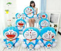 mouse animal - 2016 Christmas New Arrival Stuffed Animals Geniune Anime Cartoon Cute Doraemon Toys Figure Plush Valentine Day Gift For Children cm