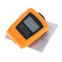 Wholesale Ultrasonic Distance Meter Range Finder Measure Diastimeter with Laser m Digital Handheld Rangefinders