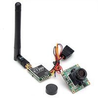 Wholesale rc parts For RC Quadcopter Drone FPV Photography Eachine CCD tvl Degree Camera Lens With G FPV Transmitter