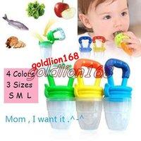 Wholesale New Arrival hot Nipple Fresh Food Milk Nibbler Feeder Feeding Tool Safe Baby Supplies Must tool