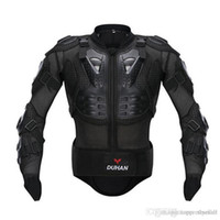 Wholesale DUHAN Professional Motorcycle Riding Body Prtection Motorcross Racing Full Body Armor Spine Chest Protective Jacket Gear Guards A5