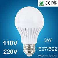 Wholesale Retail SALE V V LED Bulbs E27 B22 Lights W W W W W Energy Saving LED Light Globe Lamp Lighting Bulb Spotlight LEDs