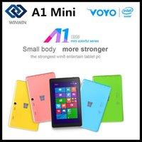 Wholesale NEW quot VOYO Winpad A1 mini Intel Z3735F G Quad Core windows IPS GB GB Dual Camera HDMI windows tablets pc