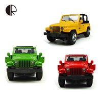 battery operated jeep - jeep toys car model convertible Alloy car Alloy model toys with light and music HT2491