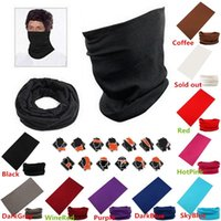 Wholesale New Arrivals Unisex Men Women Scarf Bandana Head Face Mask Neck Snood Polyester Microfiber PX170