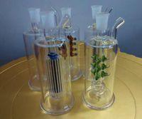 acrylic pot - Hookah small pot sending accessories style random delivery