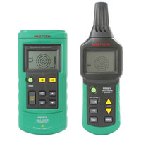 Wholesale MASTECH MS6818 Professional High Sensitivity V Wire Cable Tracker Detector Tester INS_202