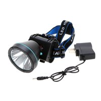 backpacking headlamp - Rechargeable Headlight Traveling Lumens Modes Headlamp Charger Headband Camp Hiking Fishing Light Equipment Y1592