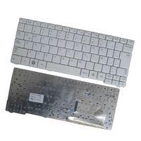 Wholesale New Spain Keyboard SP Teclado For Samsung N148 N150 NB20 NB30 N128 N145 NP N145 N102 N102s N143 NP N102 Series Replacement White K1245