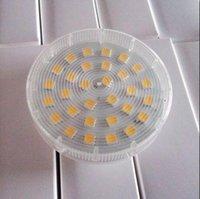 gx53 - Gx53 LED Light Bulb Epistar SMD5050 LED Puck Light W V V LED Cabinet Lighting