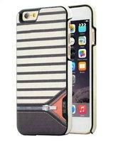 spigen - 2015 new design jean PU leather PC Spigen SGP case for iPhone inch Plus inch phone cases with retail package