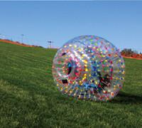 Wholesale M inflatable zorb ball TPU zorb ball grass field wark ball snowfield walk ball most popular zorb ball dancing ball