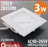 Cheap Wholesale cheap led panel Best Square - Find best 2835SM