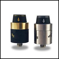 Replaceable dripping Metal New Electronic cigarette Vaporizer Royal Hunter RDA RH RDA Atomizer Mod tank 22mm Rebuildable Tank for clone istick 50w sigelei 150w box mod
