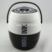 Wholesale 1 liters of remote microcomputer intelligent mini electric rice cooker digital display mini electric rice cooker