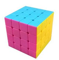 Wholesale MoYu AoSu x4x4 Stickerless Speed Cube mm Pink Version x4 Magic Cube Educational Toy Special Toys Concept Edition Birthday Gi