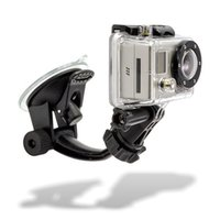 Wholesale New Camera Tripod Mount Adapter with Suction Cup Mount For GoPro Hero Hero2 Hero3 Hero Camera