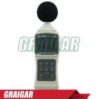 Wholesale AZ8921 RS232 Digital Sound Level Meter noise meter decibel meter noise detector High precision digital decibel meter