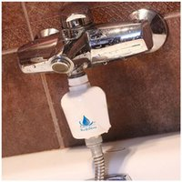 Wholesale Kitchen Water Tap Clean Softener Remove Home Shower Faucet Filter Purifier Head