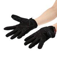 Wholesale Scoyco MC12 Top Guantes Glove mesh fabric Full Finger Black moto men Motorcycle Gloves Protective Motorbike Gears Glove M L XL