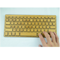 android tablet features - NEW Featured and Personalize Bamboo Bluetooth Keyboard for Mac Windows Android PC Tablet Smart Phone iPad