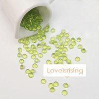 apple confetti - Lowest Price Off mm Carat Apple Green Diamond Confetti Acrylic Bead Wedding Party Favors
