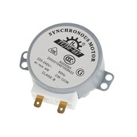 ac synchronous - Turntable Turn Table Synchronous Motor for Microwave Oven AC V W