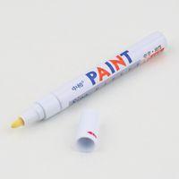 Wholesale 1pcs Universal Rubber Paint Marker Pen Permanent Car Motorcycle Tyre Tread