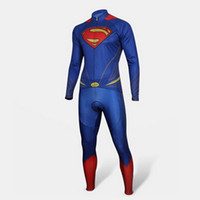 Wholesale America captain iron man Superman Batman spider man red Black spring sleeved fashion breathable clothes hood set