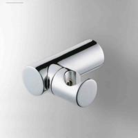 Wholesale Toilet Bidet Faucet Shower Head Holder Chrome Polish Silver Wall Mounted Handheld Hose Sprayer Shattaf Bathroom Furnitures