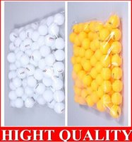 Wholesale REGAIL Star mm Table Tennis Balls Ping Pong balls Orange white new arrive