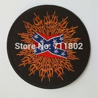 american car flag lot - American Flag iron on patches Motorcycle car fans patch articles badges accessory Embroidered