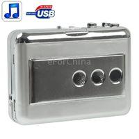 Wholesale New Arrival Super USB Cassette to MP3 Converter Capture Audio Music Player